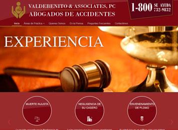 Valdebenito and Associated